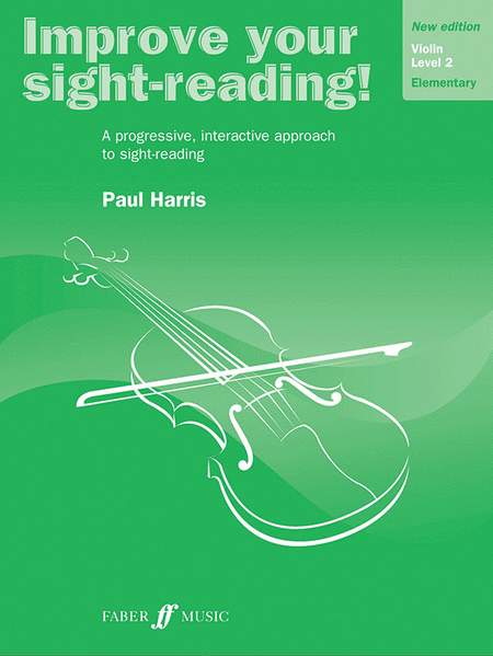 Improve Your Sight-reading! Violin, Level 2
