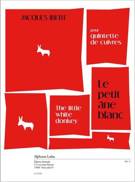 Histoires No.2 Le Petit Ane Blanc Quintette de Cuivres