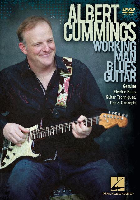 Albert Cummings - Working Man Blues Guitar