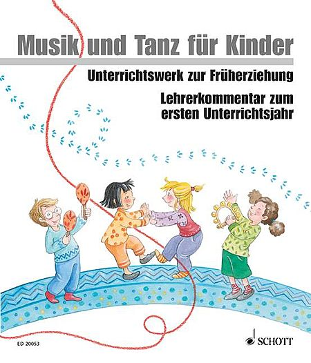 Musik Und Tanz Fur Kinder Teacher's Book