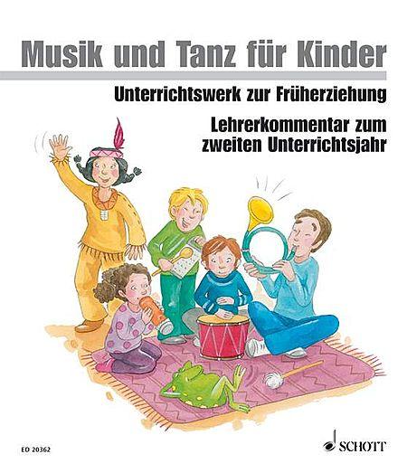 Musik Und Tanz Fur Kinder Teacher's Book