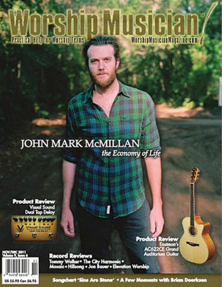 Worship Musician Magazine - Nov/Dec 2011