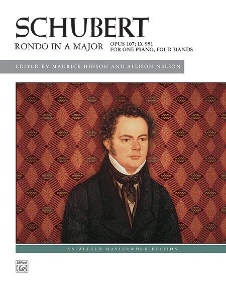 Schubert -- Rondo in A Major, Op. 107, D. 951