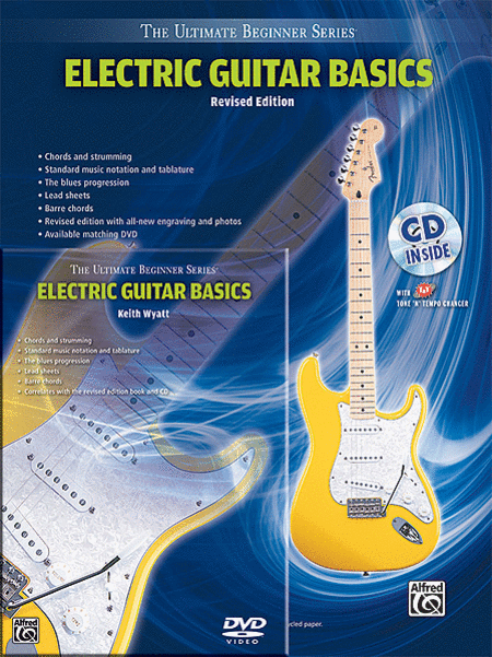Ultimate Beginner Electric Guitar Basics Mega Pak