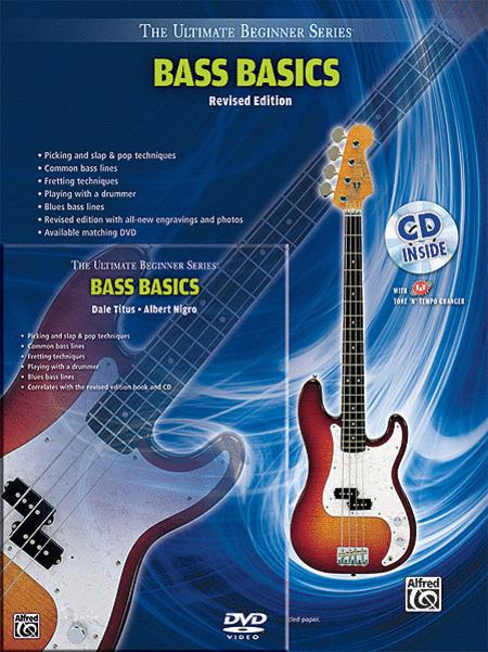 Ultimate Beginner Bass Basics Mega Pak