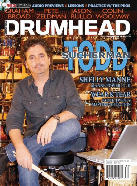 Drumhead Magazine - Nov/Dec 2011
