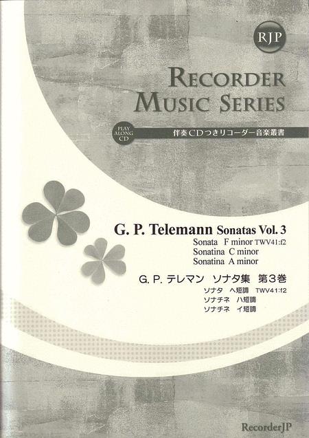 Sonatas, Vol. 3