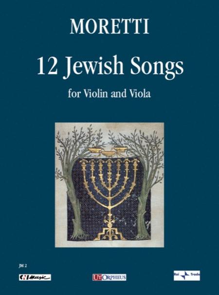 12 Jewish Songs