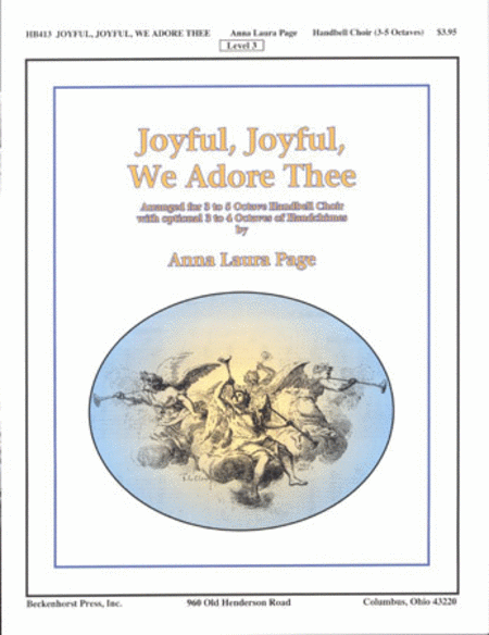 joyful joyful we adore thee pdf