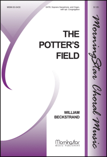 The Potter's Field (Choral Score)