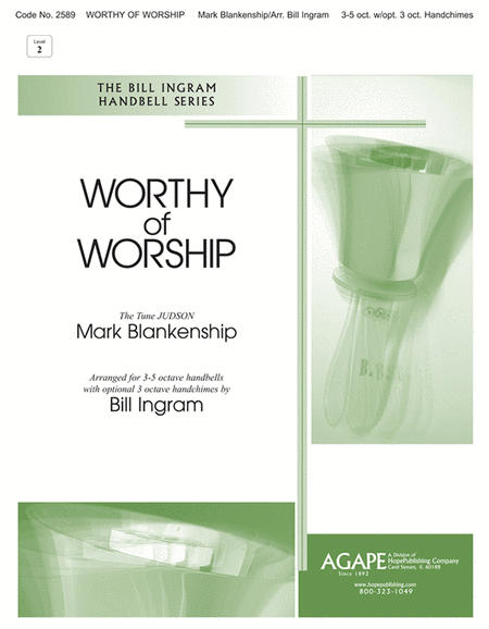 Worthy Of Worship