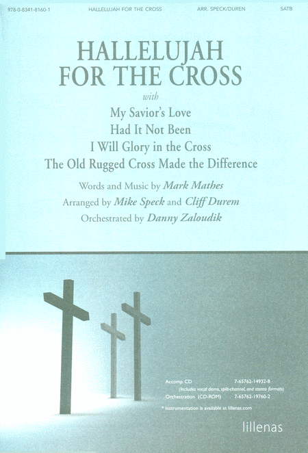 Hallelujah for the Cross (Anthem, 2011)