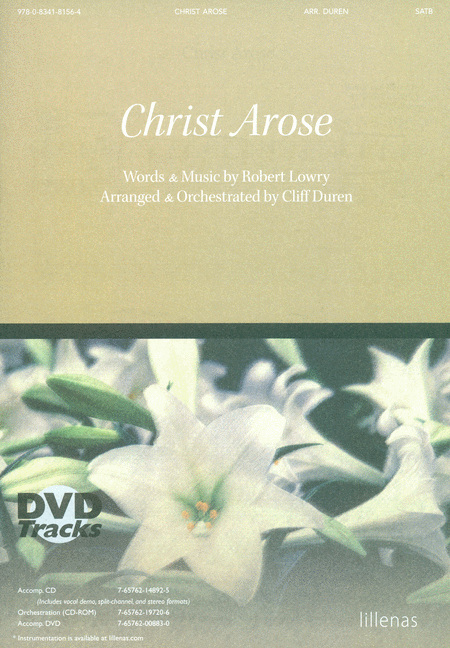 Christ Arose (Anthem)