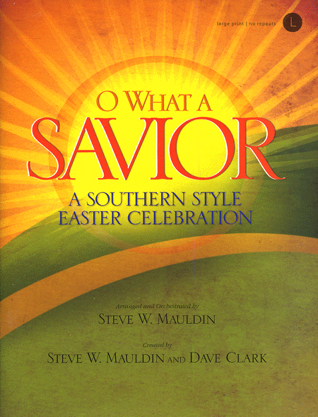 O What A Savior (Book)
