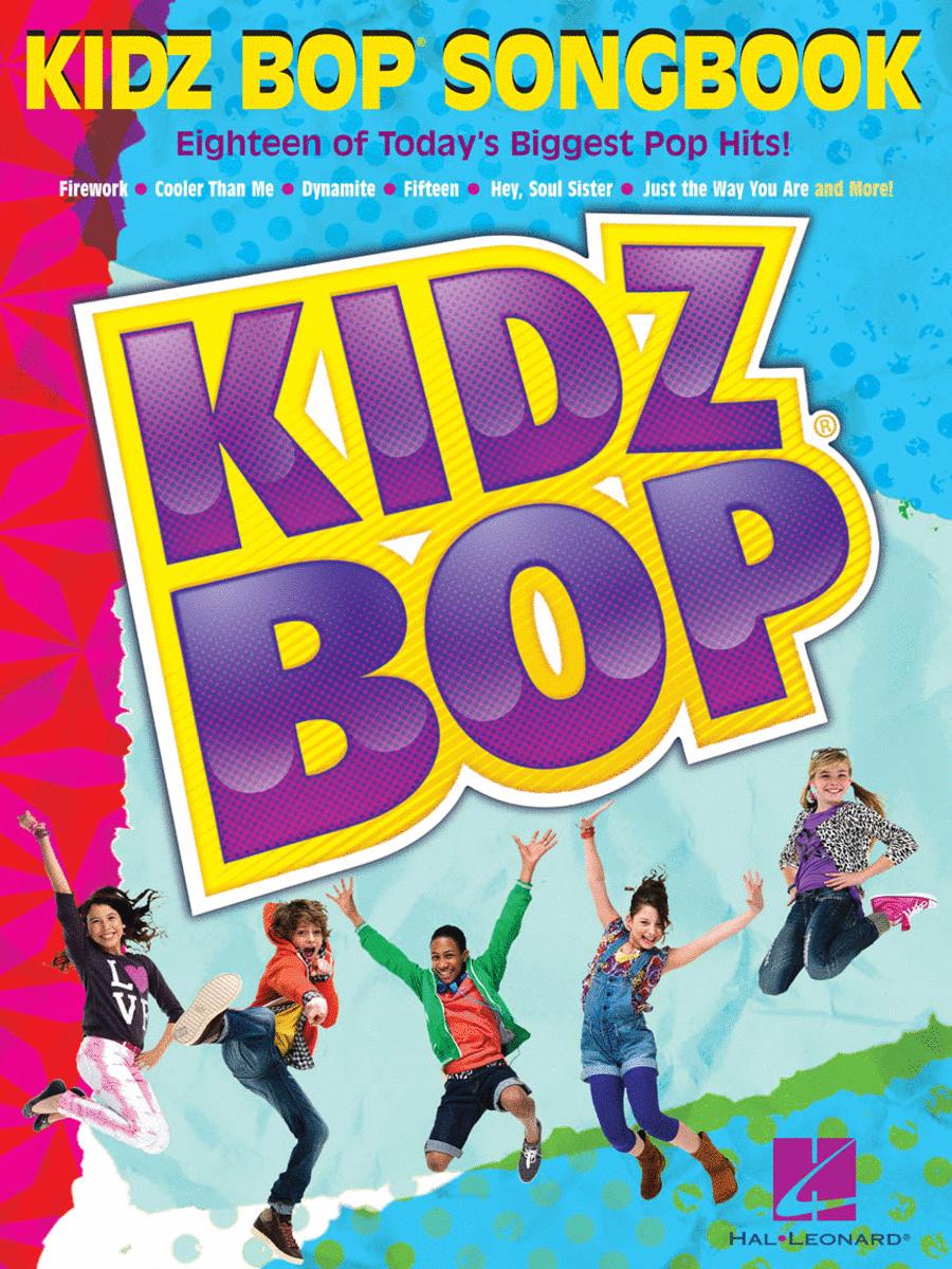 Kidz Bop Songbook