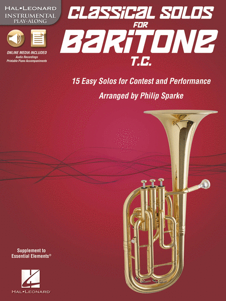 Classical Solos for Baritone T.C.