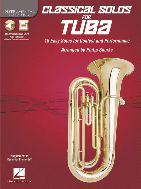 Classical Solos for Tuba (B.C.)