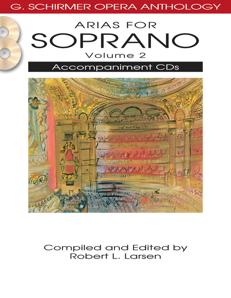 Arias for Soprano - Volume 2