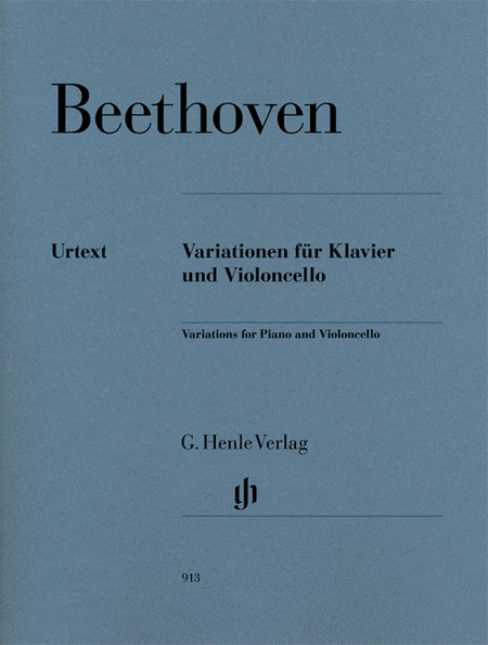 Variations for Piano and Violoncello