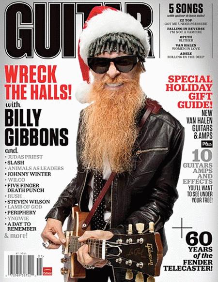 Guitar World Magazine - January 2012