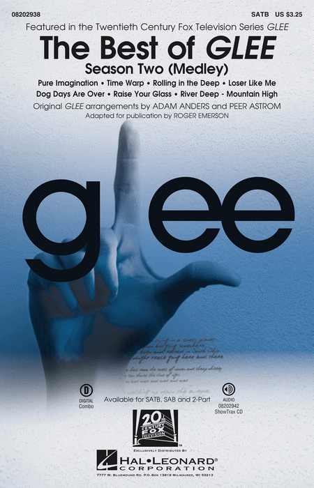The Best of Glee - Season Two