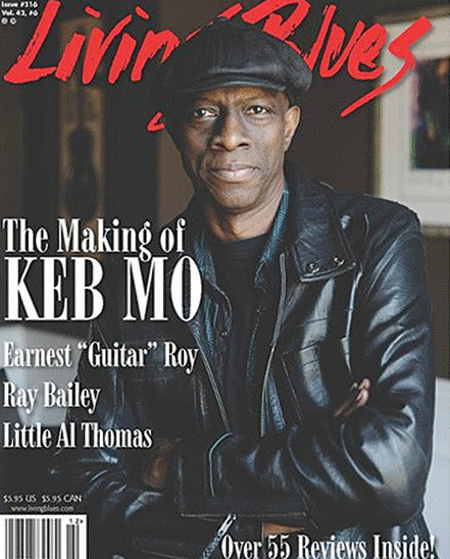 Living Blues Magazine - December 2011