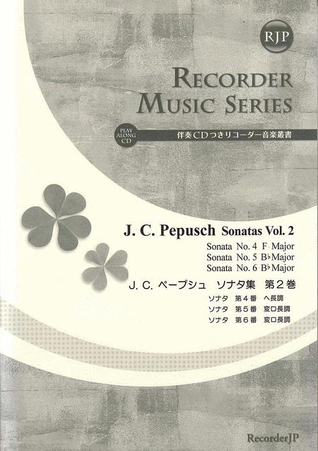 Sonatas, Vol. 2