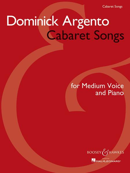Cabaret Songs