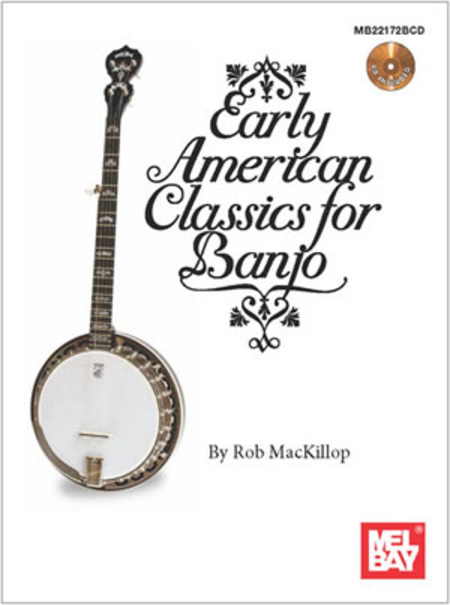 Early American Classics for Banjo