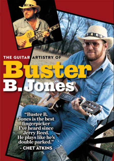 The Guitar Artistry of Buster B. Jones