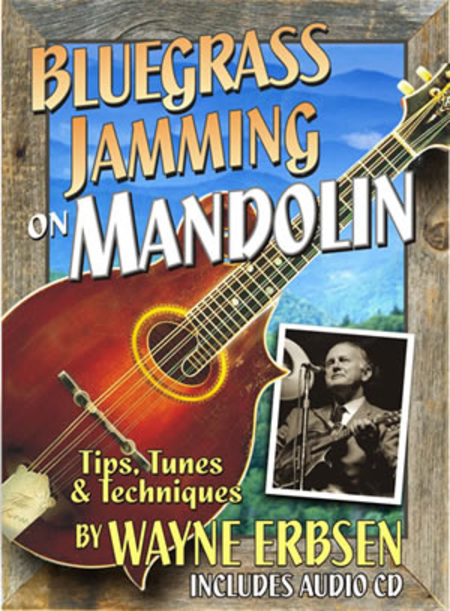 Bluegrass Jamming on Mandolin