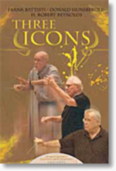 Three Icons (3-DVD set)