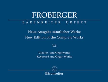Clavier- und Orgelwerke abschriftlicher ueberlieferung: Toccaten