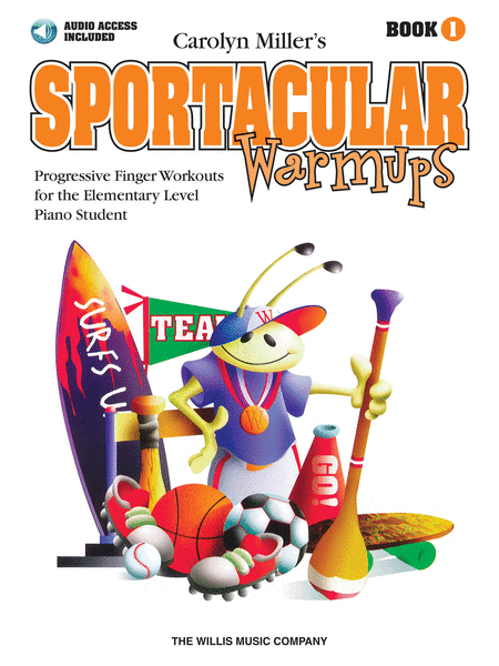 Sportacular Warmups - Book 1