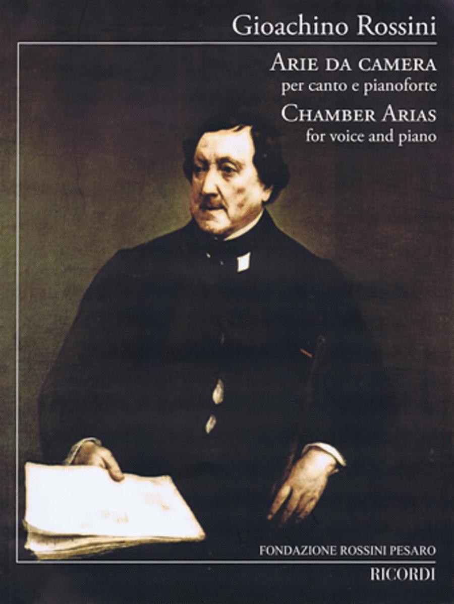 Chamber Arias (Arie de Camera)