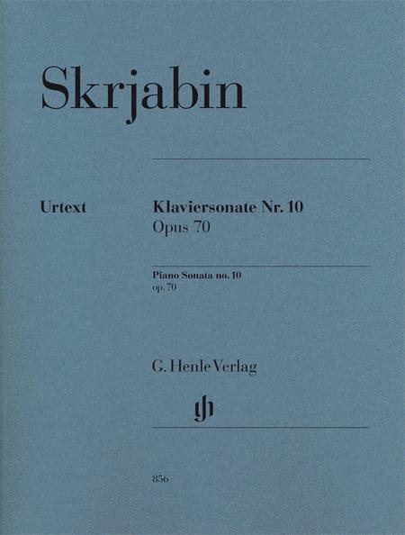 Piano Sonata No. 10, Op. 70