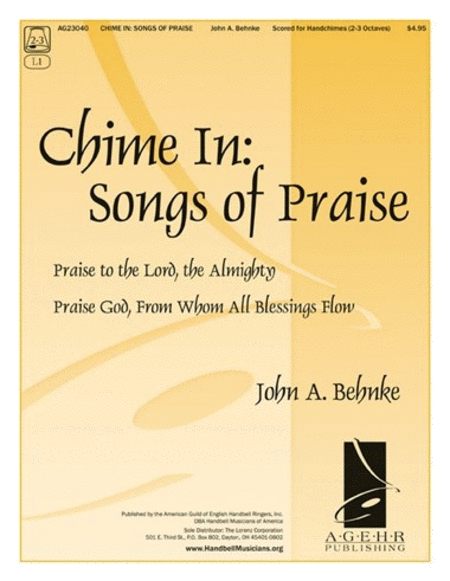 Chime In: Songs of Praise