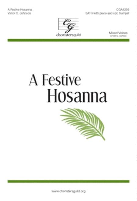 A Festive Hosanna
