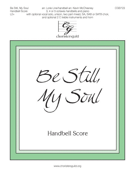 Be Still, My Soul - Handbell Score