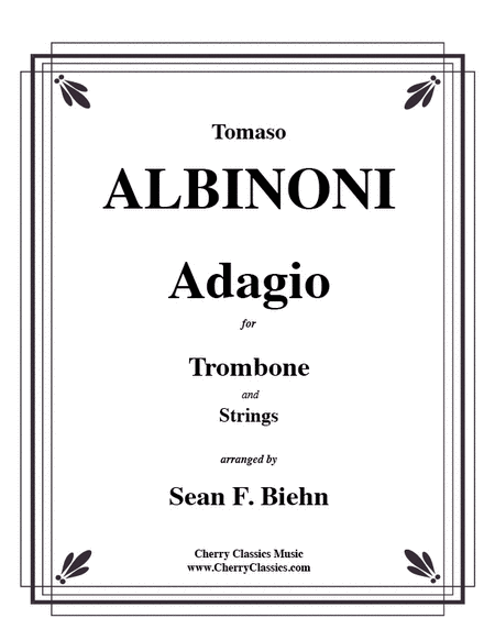 Adagio for Trombone and Strings
