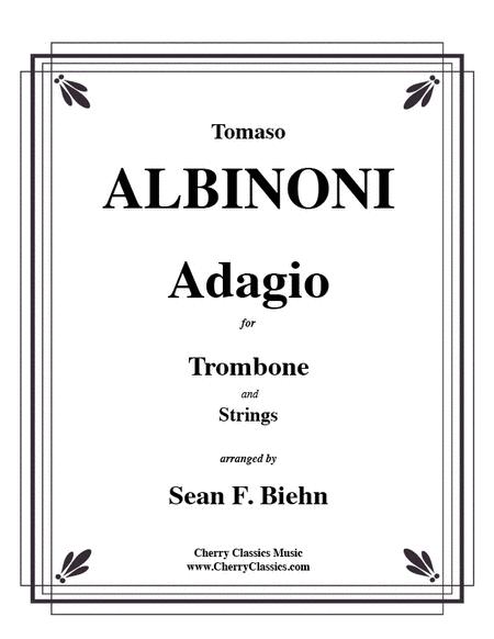 Adagio for Trombone and Strings