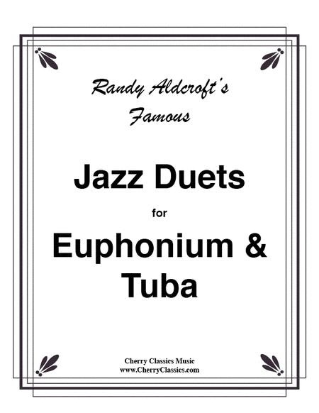 Famous Jazz Duets for Euphonium & Tuba