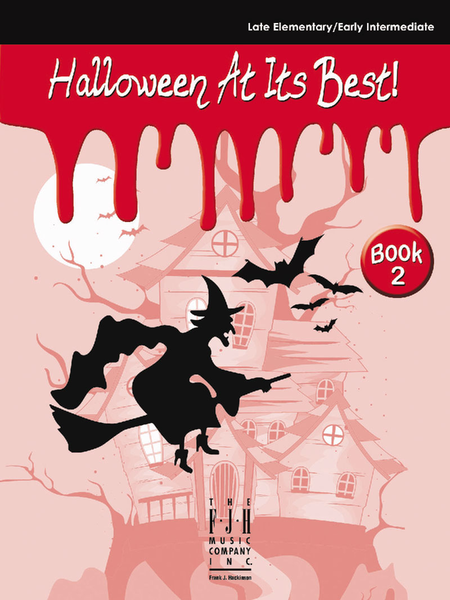 Halloween at its Best, Book 2