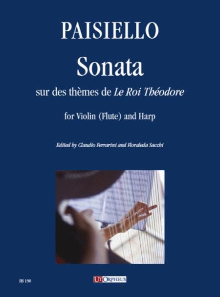 Sonata sur des themes de