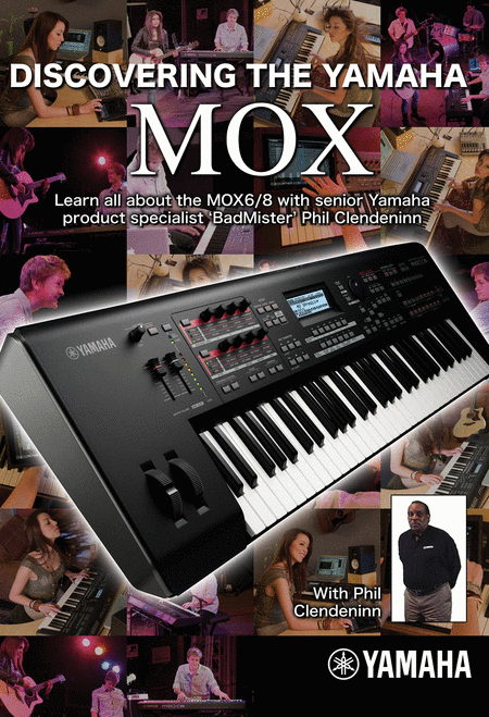 Discovering the Yamaha MOX