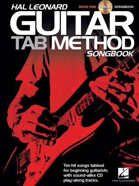 Hal Leonard Guitar Tab Method Songbook 1