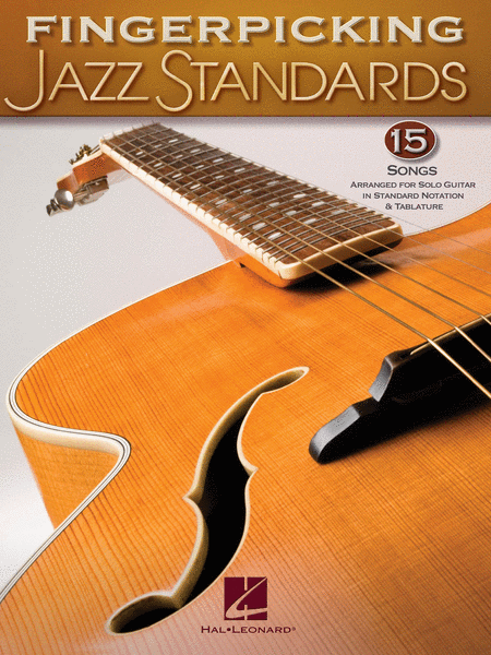 Fingerpicking Jazz Standards