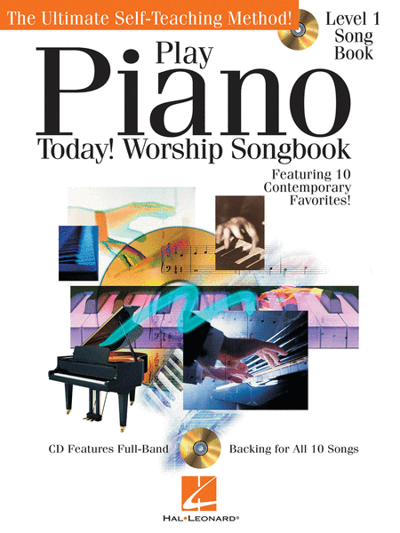 Play Piano Today! - Worship Songbook