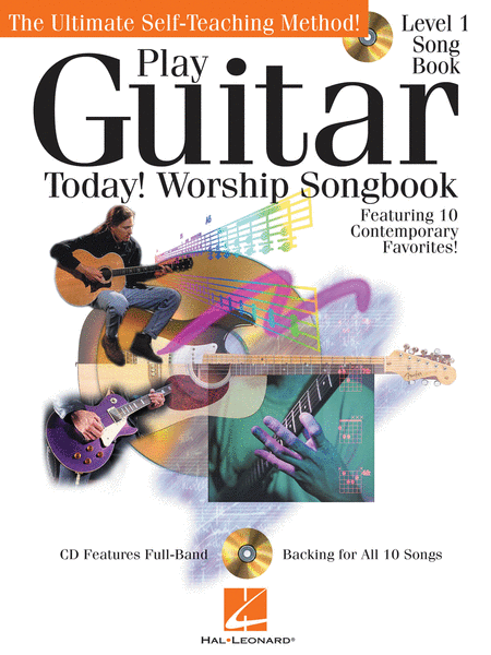 Play Guitar Today! - Worship Songbook