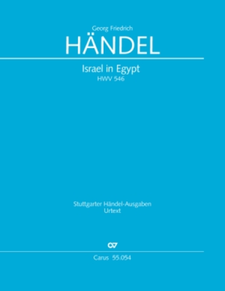 Israel in Egypt - Part II-III
